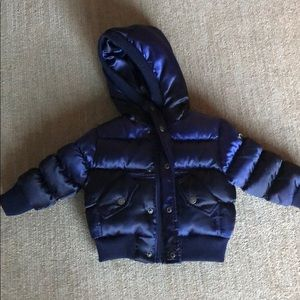Boys appaman puffer coat size 6-12M